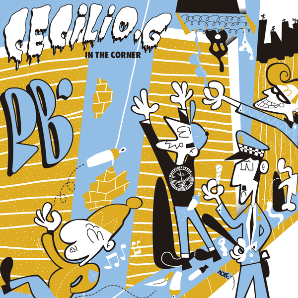 Cecilio.G — In The Corner