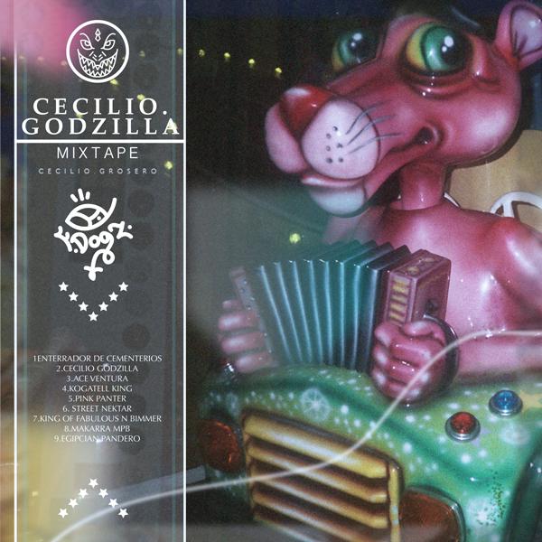 Cecilio.G — Cecilio Godzilla