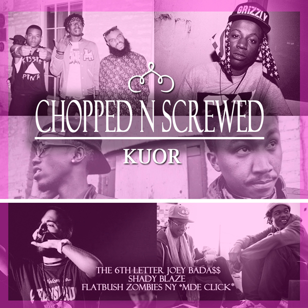 KUOR — Chopped 'N' Screwed