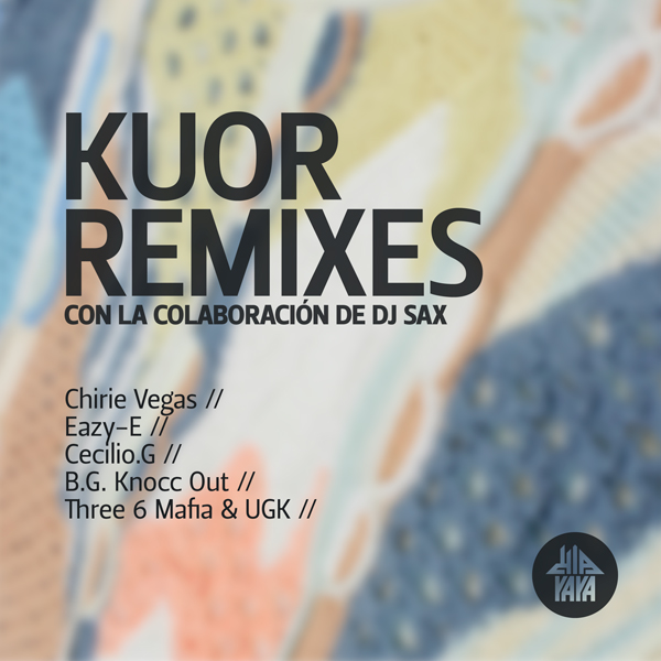 KUOR — Remixes
